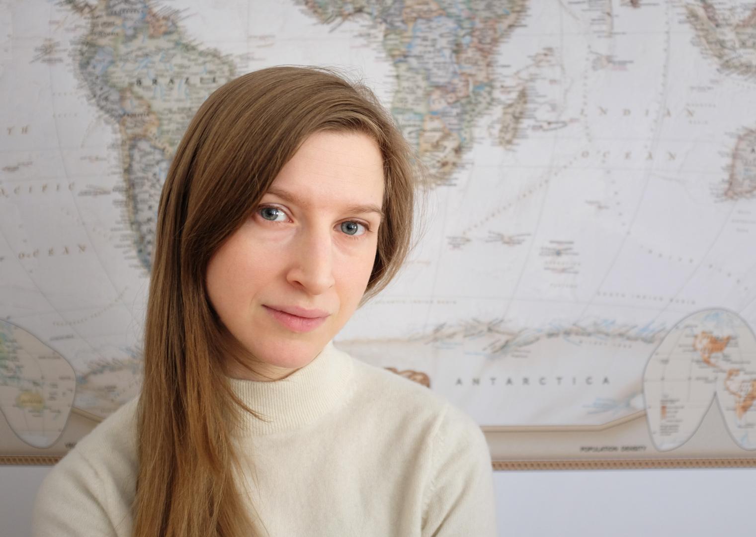 Lili Schagerl Porträt